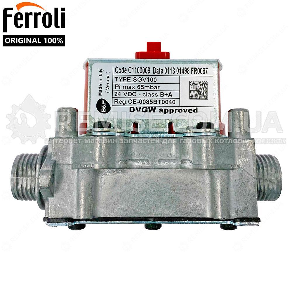 Газовый клапан Ferroli Domiproject D, Domitech D, FerEasy D - 39841320