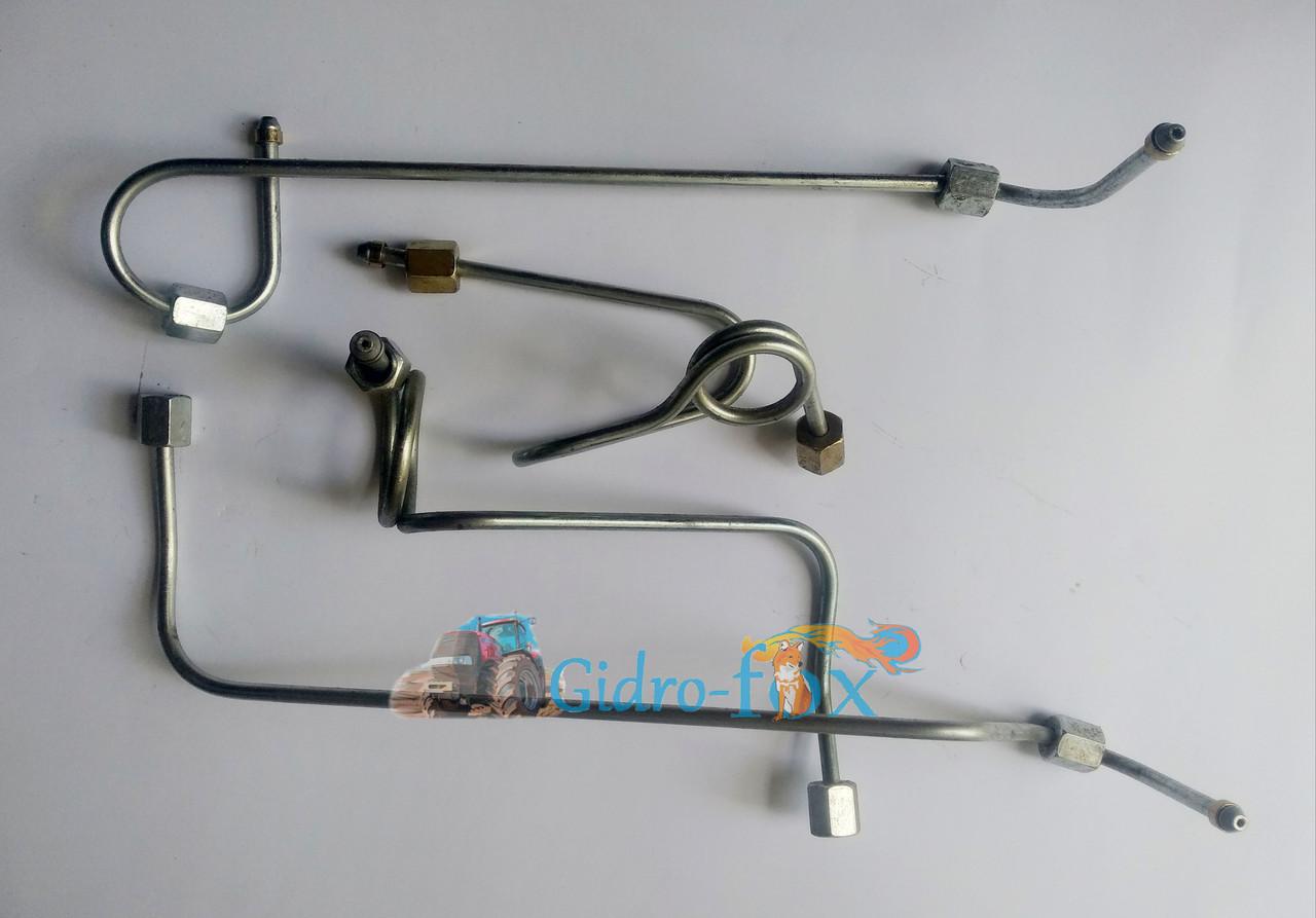 Трубки топливные высокого давления (гнутые) ВД ЮМЗ  Кт.Н. Д65-16С18-21