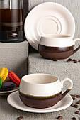 Чашки для кофе Doreline керамика 2 шт 200 мл