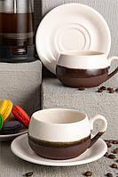 Чашки для кофе Doreline керамика 2 шт 200 мл, фото 1