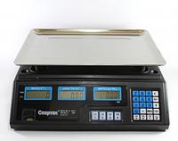 Весы торговые ACS 50кг  5g c аккумулятором на 6V