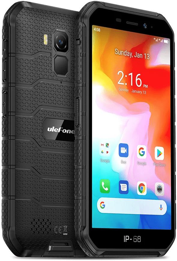 Смартфон Ulefone ARMOR X7 2/16Gb Black