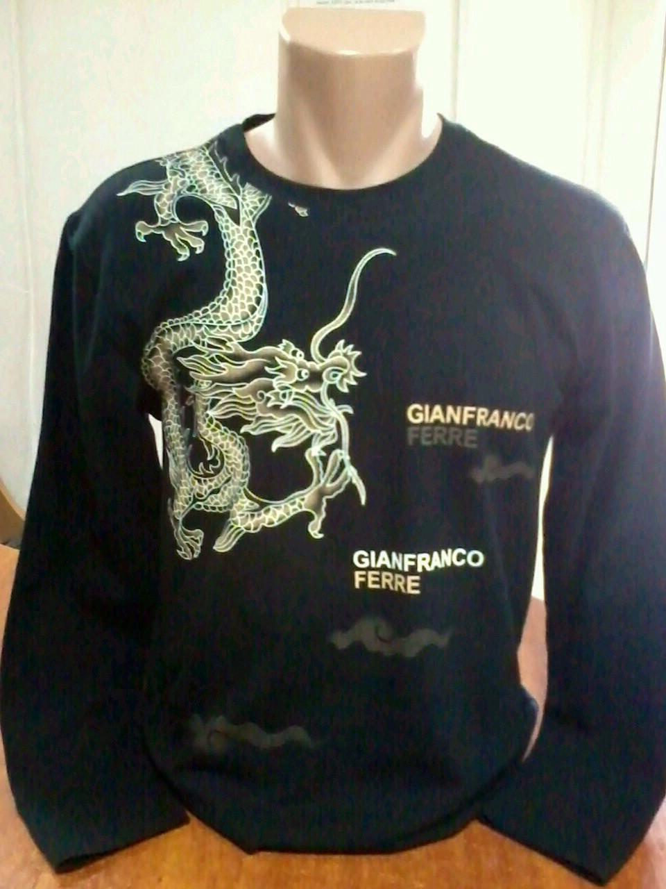 Кофта  мужская в стиле GianFranco Ferre , Оригинал