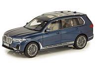 Модель автомобиля BMW X7 (G07) Arctic Gray 1:18 Scale, металлическая Оригинал (80432450997)