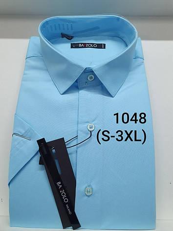 Рубашка с коротким рукавом Bazzolo 1048, фото 2