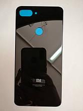Задня кришка Xiaomi Mi8 Lite Black
