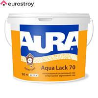 Лак акриловый Aura Aqua Lack 70 10л AURA