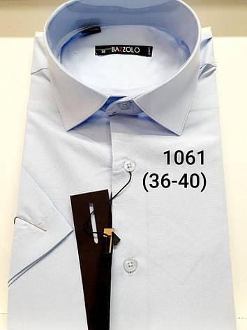 Сорочка з коротким рукавом Bazzolo 1061, фото 2