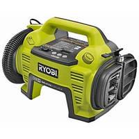 Автомобильный компрессор (электрический) Ryobi R18 I ONE+ Без зарядного и аккумулятор