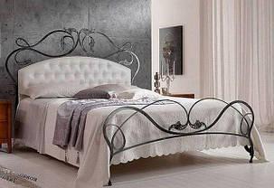 Мелаллические кровати, спальное место 1,2м