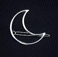 Заколка для волос Форма (цвет серебро или золото на выбор), фото 1