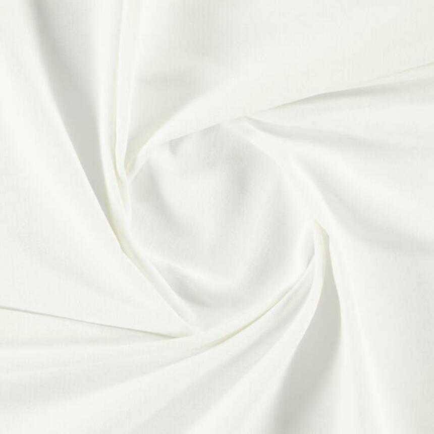 Мебельная ткань для обивки диванов шенилл Болшой (Bolshoi) белого цвета