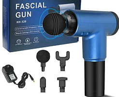 Мышечный массажер Fascial Gun KH-320 используется для уменьшения мышечной боли