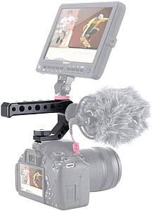 Рукоятка UURig R005 на гарячий башмак фотоапарата для установки додаткових фотоаксесуарів.
