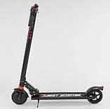 ЭЛЕКТРОСАМОКАТ Best Scooter 83325 Черный, 250W, макс. скорость 20 км/ч, пробег 15-20 км, версия с экраном, фото 7