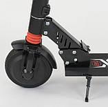 ЭЛЕКТРОСАМОКАТ Best Scooter 83325 Черный, 250W, макс. скорость 20 км/ч, пробег 15-20 км, версия с экраном, фото 3