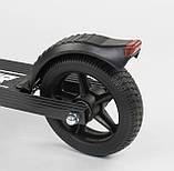 ЭЛЕКТРОСАМОКАТ Best Scooter 83325 Черный, 250W, макс. скорость 20 км/ч, пробег 15-20 км, версия с экраном, фото 4