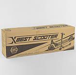ЭЛЕКТРОСАМОКАТ Best Scooter 83325 Черный, 250W, макс. скорость 20 км/ч, пробег 15-20 км, версия с экраном, фото 8