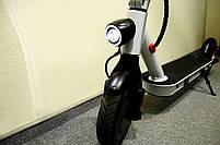 Электросамокат Crosser E9 7.5mAh 350W белый (самокат Кроссерc LED-дисплеем), фото 7