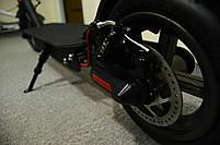 Электросамокат Crosser E9 6 Ah 250W Черный (самокат Кроссер c LED-дисплеем), фото 3