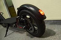 Электросамокат Crosser E9 6 Ah 250W Черный (самокат Кроссер c LED-дисплеем), фото 4