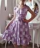 Модное  платье для девочки  код 938  лето , размеры на рост от 140 до 158 возраст от 9 лет и старше