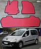 Килимки ЄВА в салон Peugeot Partner '08-