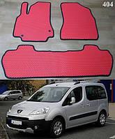Килимки ЄВА в салон Peugeot Partner '08-, фото 1