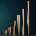 Ручка для мебели из дерева дуб орех клен ясень, фото 7