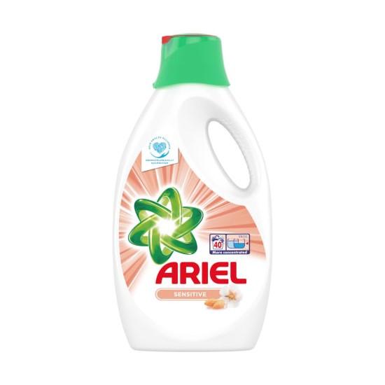 Гель для прання Ariel Sensitive, 2.2л