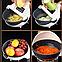 Багатофункціональна обертається овочерізка 9 в 1 Мультислайсер WET BASKET VEGETABLE CUTTER, фото 5
