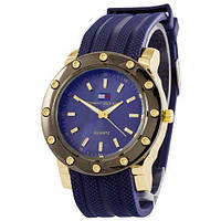 Tommy Hilfiger Blue-Black-Gold