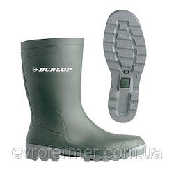 Гумові чоботи Dunlop Hobby Calf