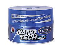 Полироль для кузова Bullsone Nano Tech Wax / для цветных авто/ 300 гр