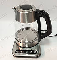 Чайник электрический стеклянный MPM