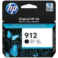 Картридж HP 912 OfficeJet Black 300 страниц