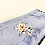 Рушник із мікрофібри Квітка, розмір 50х100 см, 80/90 грн (ціна за 1 шт +10 грн), фото 6