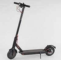 ЭЛЕКТРОСАМОКАТ Best Scooter SD-3678 Черный, 350W, макс. скорость 25 км/ч, пробег 25-30 км, версия с экраном