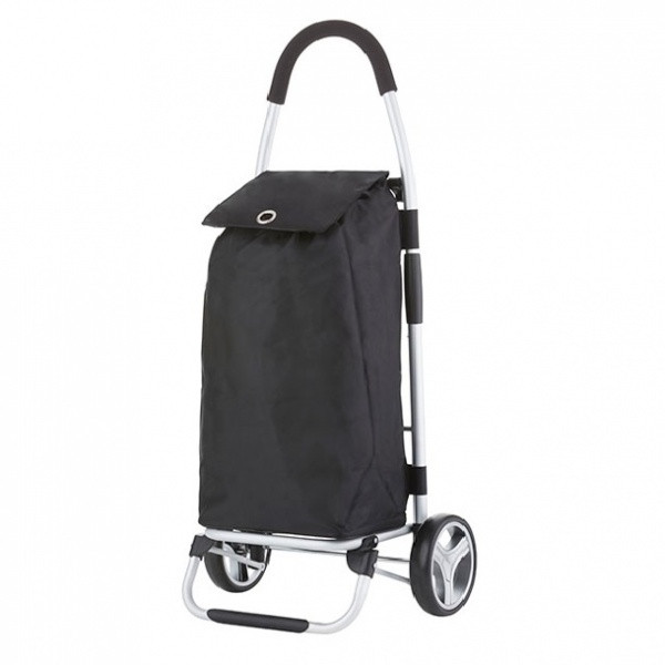 Сумка-тележка ShoppingCruiser Foldable 40 Black