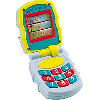 Детский музыкальный телефон, Sophie la girafe