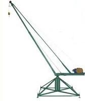Кран для монтажных высотных работ до 500 кг