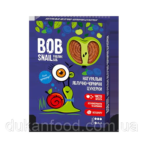 Натуральные конфеты яблочно-черничные, 60 г