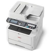Багатофункціональний пристрій OKI MB472DNW (45762102)