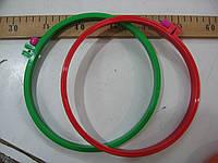 Пяльцы круглые для вышивки 20 см, фото 1