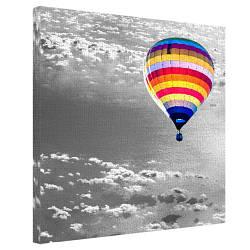 Картина на холсте Воздушный шар 50х50 см (H5050_STV003)