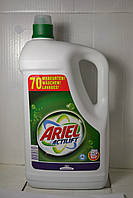 Ariel гель для стирки зеленый (для белого) 4,9L