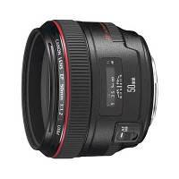 Обєктив Canon EF 50mm f/1.2L USM (1257B005)