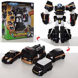 Робот-трансформер Tobot Quatran 519 - ФО