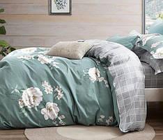 Комплект постельный полуторный 160х220 Сатин Хлопок 100% БЛУМ