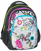 Молодежный рюкзак PASO 21L BDG-699
